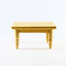Masuta miniaturala din lemn