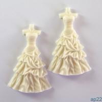 Forma rochie de mireasa 2 buc