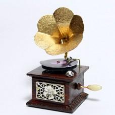 Gramofon miniatura 02