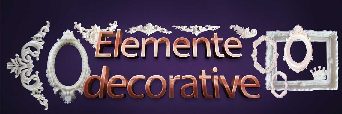 Elemente decorative