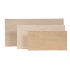 Blank din lemn 12.5x25cm