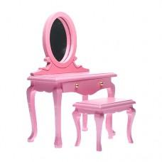 Set masa cu oglinda si scaun