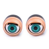 Ochi cu inchidere/deschidere automata 17mm 2bc