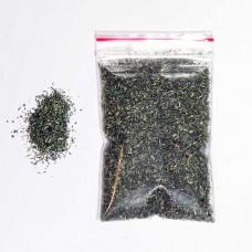 Fulgi imitatie iarba-frunzis VERDE INCHIS