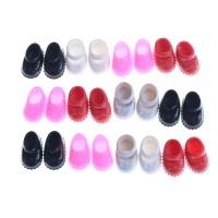 Set 10 perechi mini pantofi papusi