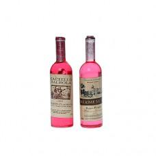 Sticla vin miniaturala H 3.6cm