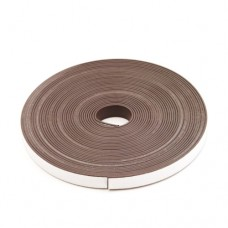 Banda magnetica autoadeziva la metru, 12 mm 1m