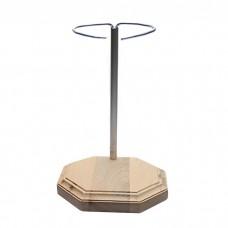 Suport lemn papusi cu sarma 9.5 X11cm