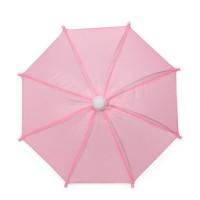 Umbrele pentru papusi functionale 21cm ROZ