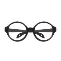 Ochelari pentru papusi 8cm NEGRII