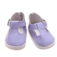 Pantofi tenisi 5.5cm Violet