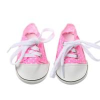Pantofi tenisi 7cm ROZ