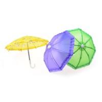 Umbrele pentru papusi functionale 21cm