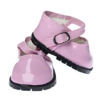 Pantofi 7.5cm Roz