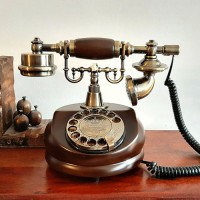 Telefon functional Vintage