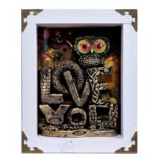 Caseta 3d Minilini Love