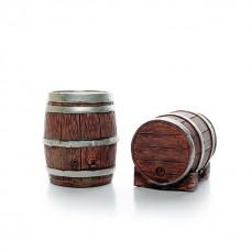 Set 2 butoaie vin miniaturale