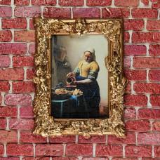 Tablou miniatura Vermeer rama ingeri