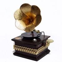 Gramofon miniatura 01