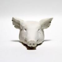 Cap de porc pentru platou cu miniaturi