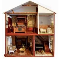 Casa DOLL HOUSE mobilata
