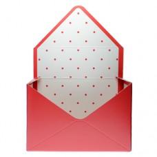 Cutie stil plic din carton gros 20cm x7cm x14cm