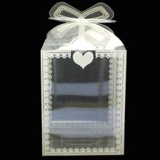 Cutie transparenta 13x10cm