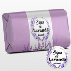 Etichete Transparente pt sapun cu lavanda