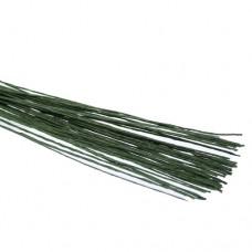 Sarma Pentru Flori 0.67mm 20/Set Verde