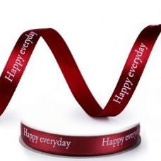 Panglica textila Happy Everyday rola 13.5m