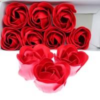 Trandafiri De Sapun set 10 buc ROSII