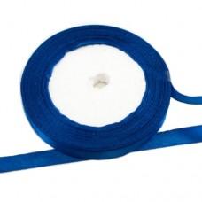 Panglica Satin 1cm/22m Albastru Regal