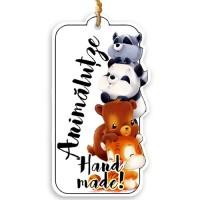 Etichete Animalutze handmade 40bc