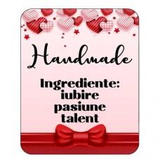 Etichete adezive Handmade 20bc
