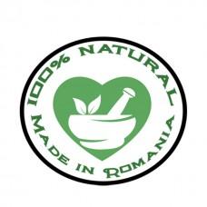 Etichete autoadezive 100% Produs Natural