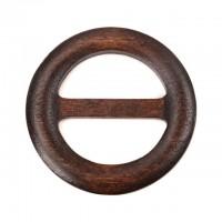 Catarama lemn pentru curele genti 55mm