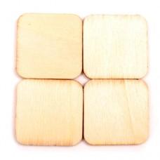 Patrat din lemn placaj 4cm 10bc