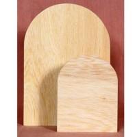Blank din lemn pentru icoane 18x14cm