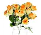 Buchet Trandafiri Marunti Galben