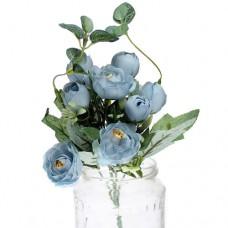 Flori Artificiale Buchet Ranunculus Bleo Pal