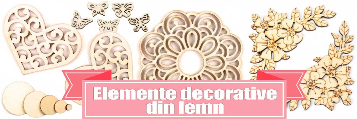Decorative lemn