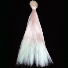 Par papusi 25cm   Roz deschis cu varf blond