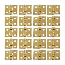 Balamale miniaturale pentru mobilier dollhouse 10buc