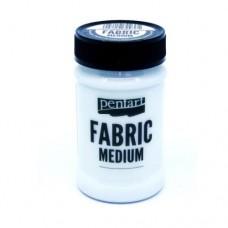 Medium pentru vopsea de textile si piele 100ml
